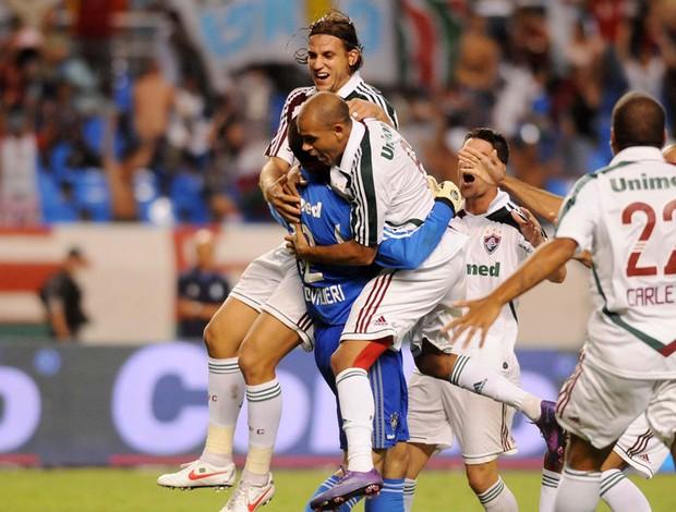 Diego Cavalieri Fluminense (Foto: Dhavid Normando / Photocamera)