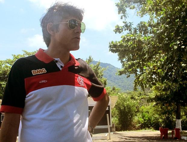 Paulo Cesar Coutinho, vice-presidente de futebol do Flamengo (Foto: Janir Junior / GLOBOESPORTE.COM)