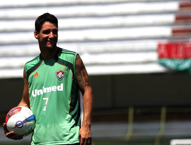 thiago neves fluminense treino (Foto: Nelson Perez/FluminenseF.C.)