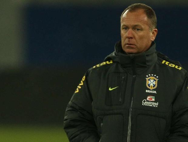 treino mano menezes seleção brasileira (Foto: Mowa Press)
