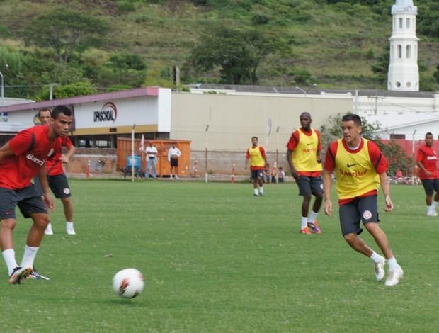 Treino do Inter no Beira-Rio (Foto: Diego Guichard/Globoesporte.com)