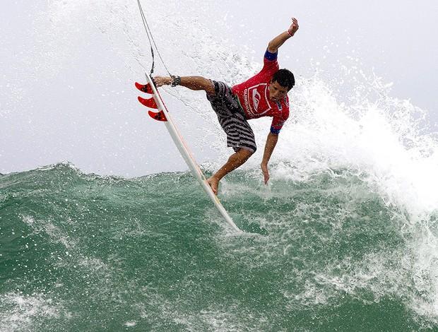 adriano de souza surfe Austrália Gold Coast (Foto: EFE)