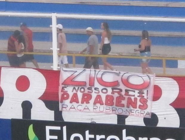 Zico é nosso rei! Parabéns