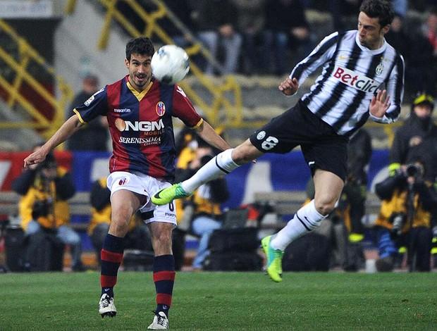 Bologna x Juventus (Foto: OLIVIER MORIN / AFP)