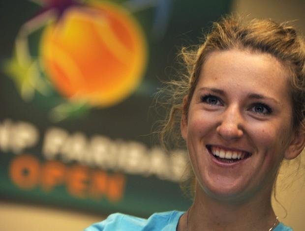 Victoria Azarenka Indian Wells tênis entrevista (Foto: EFE)