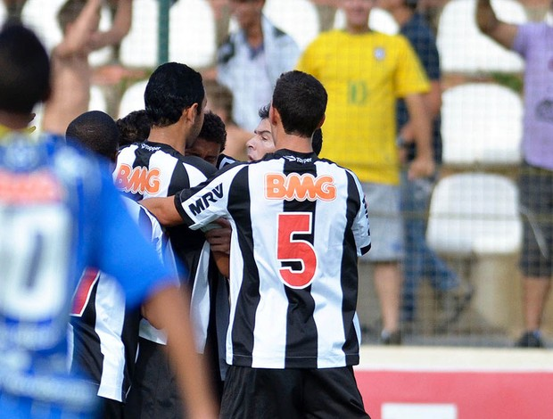 gol Atlético-MG (Foto: Pedro Vilela / Futura Press)
