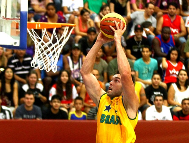 murilo basquete nbb jogo das estrelas (Foto: Luiz Pires / LNB)