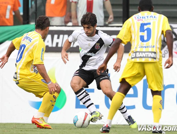 Juninho Pernambucano Vasco x Madureira (Foto: Marcelo Sadio / Flickr do Vasco)