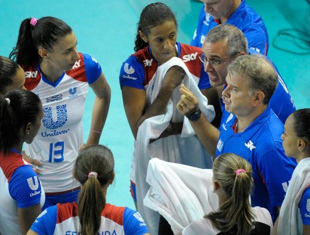 Bernardinho, Rio de Janeiro Superliga Feminina de Vôlei (Foto: Douglas Magno / VIPCOMM)