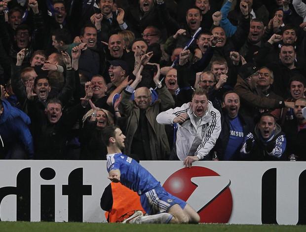 Ivanovic gol Chelsea (Foto: EFE)