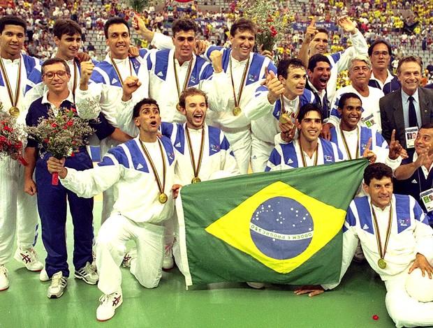 Mauricio vôlei Brasil olimpíadas (Foto: Divulgação / COB)