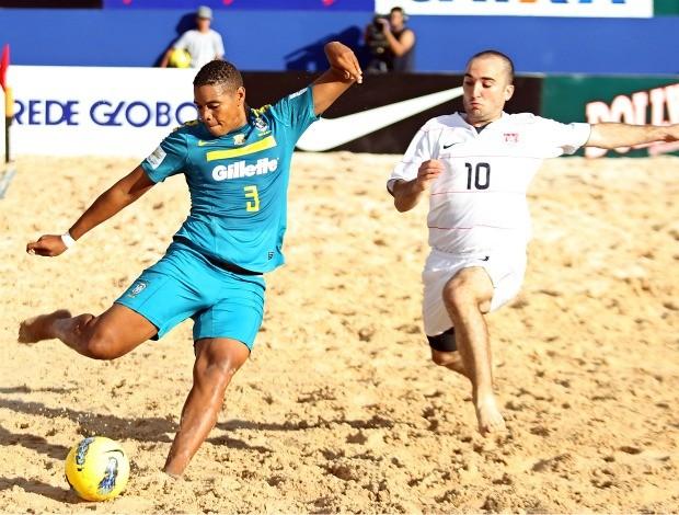 Jason Leopoldo Souza futebol de areia (Foto: Wander Roberto/Divulgação)