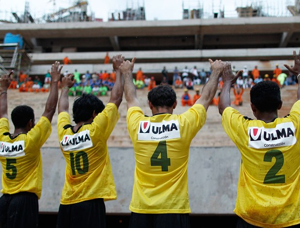 estádio brasília pelada copa do mundo 2014 (Foto: Reuters)