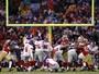 Giants batem os 49ers na prorrogação e encaram os Patriots no Super Bowl