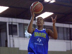 Damíris do Amaral basquete