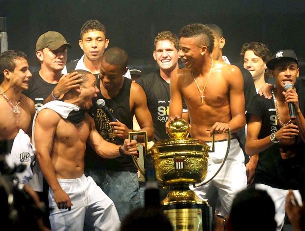 Santos campeão paulista