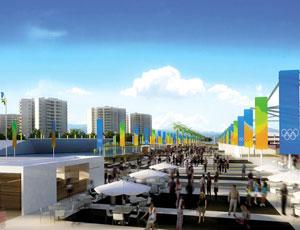 projeto vila olímpica barra da tijuca rio de janeiro (Foto: divulgação)