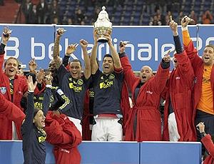Ajax campeão da Copa da Holanda