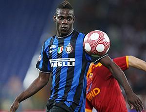 Balotelli jogo Inter de Milão