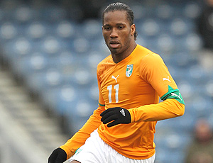 Didier Drogba da Costa do Marfim