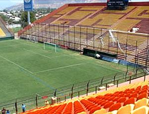 Estádio Santa Laura, palco do jogo do Flamengo no Chile