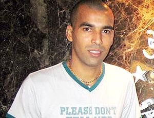 Emerson Sheik, jogador do Al-Ain