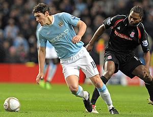 Gareth Barry do Manchester City