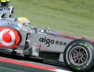 Lewis Hamilton McLaren treino livre GP da Espanha Barcelona