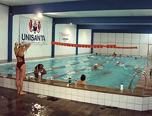 piscina de soltura do Maria Lenk