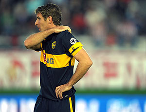 Palermo, atacante Boca Juniors