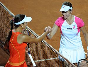 Ana Ivanovic é derrotada por Maria Jose Martinez Sanchez