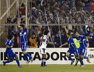 universidad chile x alianza lima segundo gol