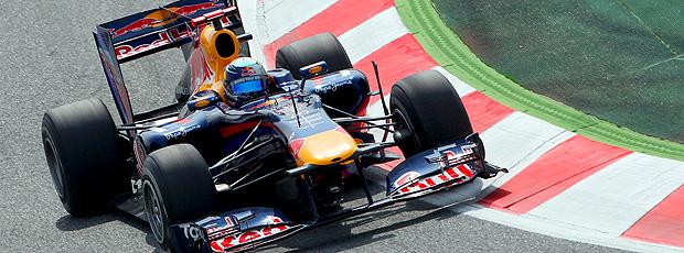 Sebastian Vettel é o melhor da sexta-feira (EFE)