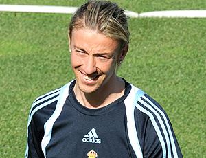 Guti treino Real Madrid