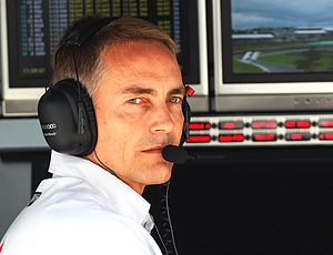 Martin Whitmarsh, chefe da Mc Laren