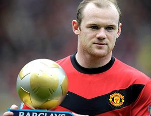 Wayne Rooney é eleito o melhor da temporada do campeonato inglês