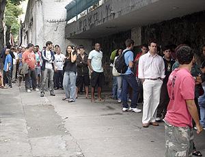 fila para ingressos do jogo do flamengo - tijuca