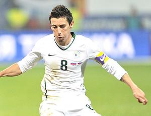 Robert Koren, jogador da Eslovênia