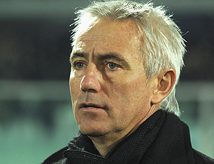 Bert van Marwijk, técnico da holanda