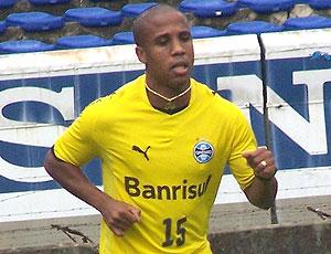 Borges treino do Grêmio
