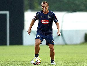 Marquinhos, treino do Santos