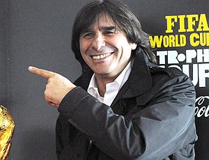 Bruno Conti, campeão mundial pela Itália, em 82
