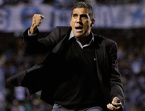 Silas técmico do Grêmio jogo Copa do Brasil