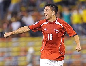 Gonzalo Fierro, seleção do Chile