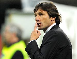 Leonardo técnico do Milan