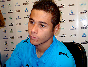 Bruno Collaço, lateral-esquerdo do Grêmio
