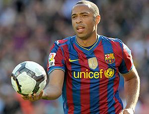 henry em jogo do barcelona