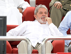 Lula no catar