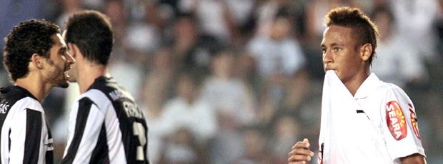 Neymar, santos x ceará