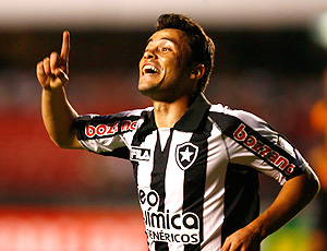 Renato Caja fez o gol da vitória do Glorioso no Morumbi